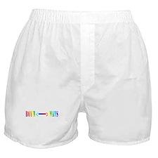 both <---> ways Boxer Shorts