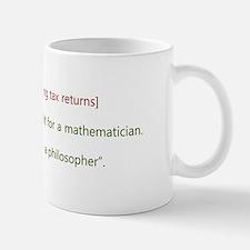 Cute Funny phrases Mug
