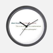 Cool Humourous Wall Clock