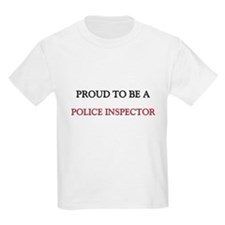 Proud to be a Police Inspector T-Shirt