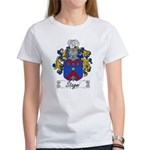 Stagni Family Crest Women's T-Shirt