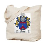 Stagni Family Crest Tote Bag