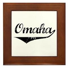 Omaha Framed Tile