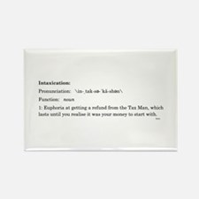 Cute Humourous Rectangle Magnet