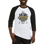 Stagno Family Crest Baseball Jersey