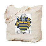 Stagno Family Crest Tote Bag