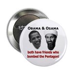 "Terrorist Friends 2.25"" Button (100 pack)"