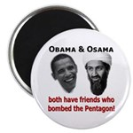 Terrorist Friends Magnet