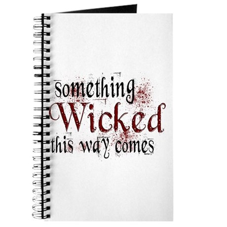 Something Wicked Journal