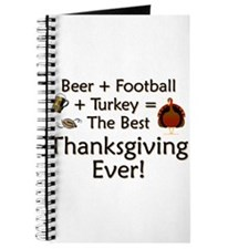 Funny Thanksgiving Journal