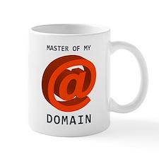 'Master of My Domain' Mug