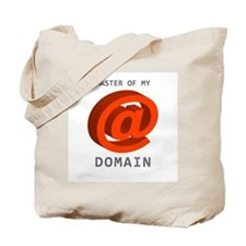 'Master of My Domain' Tote Bag