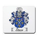 Stocco Family Crest Mousepad