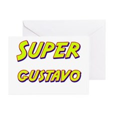 Super gustavo Greeting Cards (Pk of 20)
