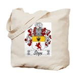 Stopa Family Crest Tote Bag