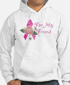 Breast Cancer Support Friend Hoodie