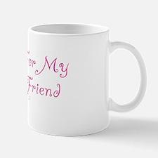 Breast Cancer Support Friend Mug