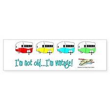 Pick your color! Bumper Bumper Sticker