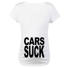 Cars Suck Shirt