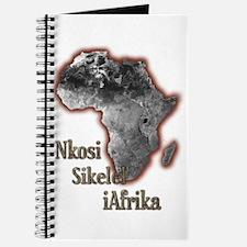 Nkosi sikelel' iAfrika - Journal