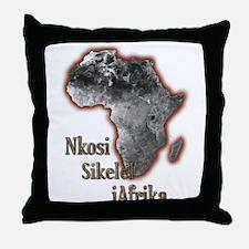 Nkosi sikelel' iAfrika - Throw Pillow