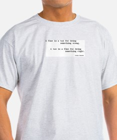 Humourous quotes T-Shirt