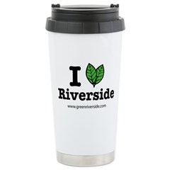 I Love Riverside Travel Mug