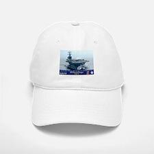 USS Ronald Reagan CVN-76 Baseball Baseball Cap