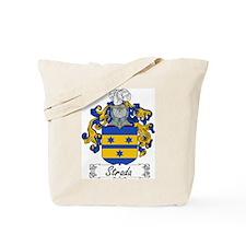 Strada Family Crest Tote Bag