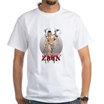 "Zahn ""Son of Winter"" White T-Shirt"