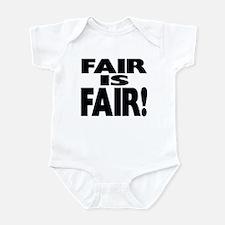 FAIR is FAIR! Infant Bodysuit
