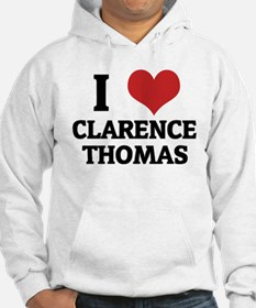 I Love Clarence Thomas Jumper Hoody