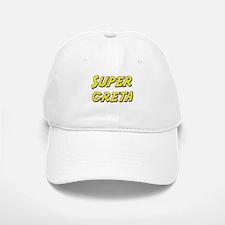 Super greta Baseball Baseball Cap