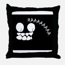 Cute Castle crashers Throw Pillow