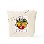 Suardi Family Crest Tote Bag