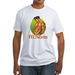 Camili-Cat: Felinoids Fitted T-Shirt