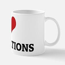I Love Corporations Mug