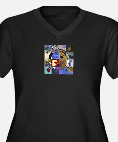 Spirit_of_MSVBS Plus Size T-Shirt