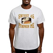 Sweet as Pumpkin Pie T-Shirt