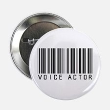 "Voice Actor Barcode 2.25"" Button"