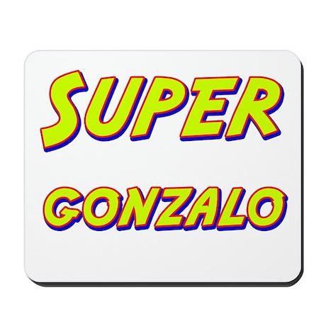 Super gonzalo Mousepad