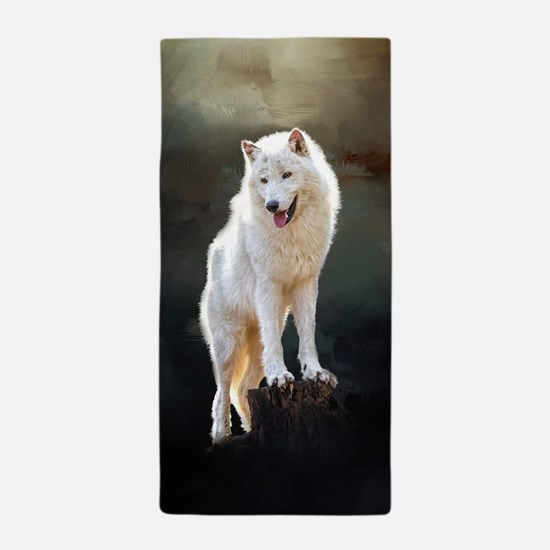 Wolf Bathroom Accessories & Decor - CafePress