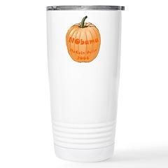 NObama Jack-o-lantern Travel Mug