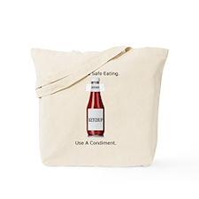 Unique Condiments Tote Bag