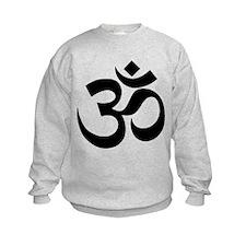 Om buddhist mantra Sweatshirt
