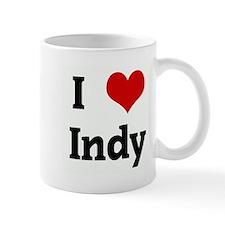 I Love Indy Mug