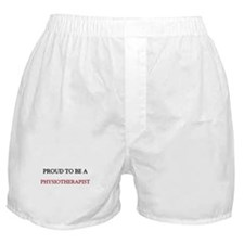 Proud to be a Physiotherapist Boxer Shorts