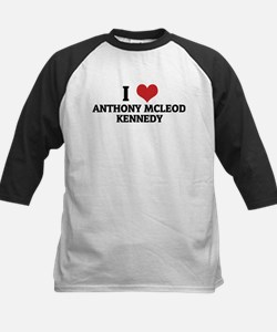 I Love Anthony McLeod Kennedy Tee