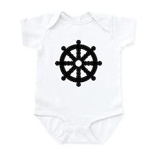 Buddhist Dharma Infant Bodysuit