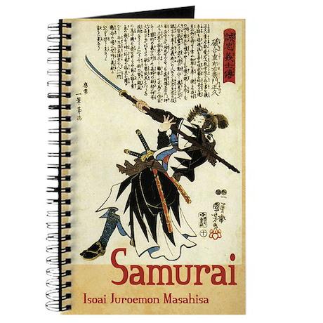 Samurai Masahisa Journal
